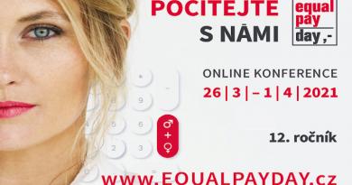 Lenka Šťastná: Equal Pay Day – Unikátní konference plná příběhů a inspirace