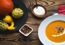 Královna podzimní kuchyně i aranžmá – Už jste z ní ochutnali polévku?