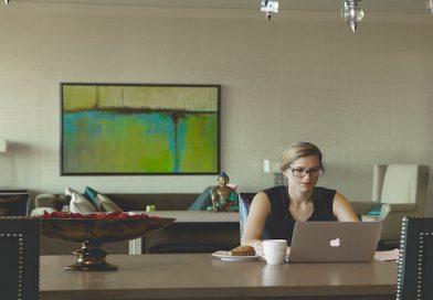 Tipy jak efektivně pracovat z domova