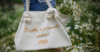 Havlíkova plážová taška – kmoři, do přírody, na dovolenou, na víkend…
